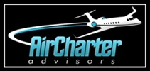 executive air charter brokers