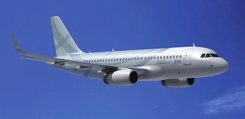 ACJ319 Corporate Jet