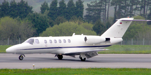 Charter a private flight on a Cessna Citation CJ2