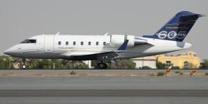Charter a private flight on a Challenger 605