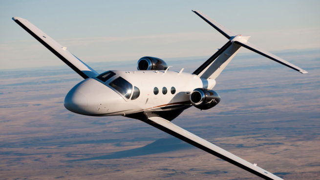 Cessna CE-510 Citation Mustang