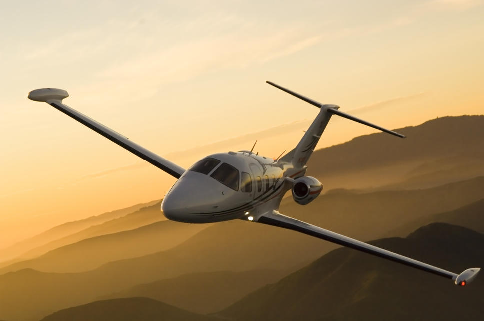 eclipse 500 jet charter services