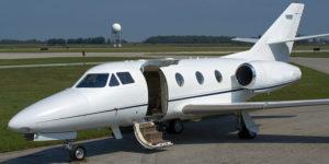 Charter a Dassault Falcon Business Jet | Air Charter Advisors
