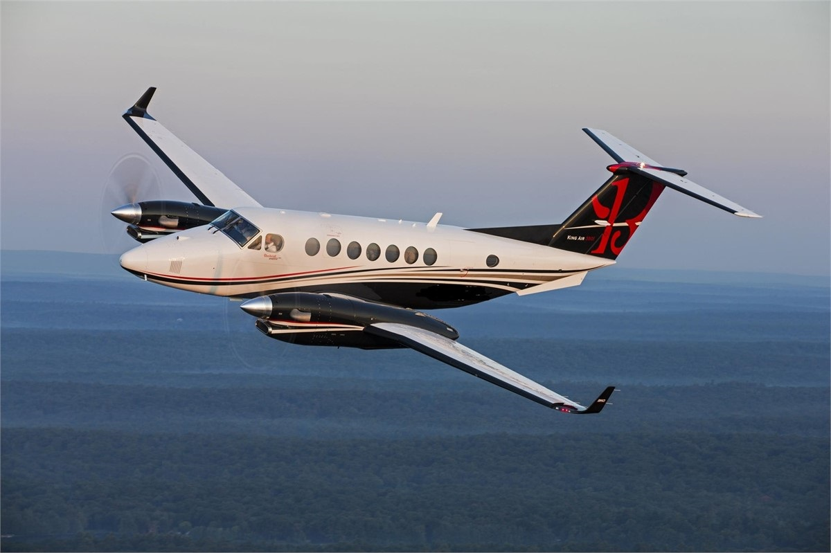 King Air 200 Charter