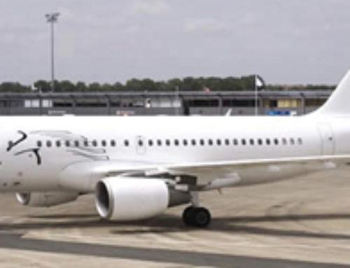 Airbus 319 Corporate Jet