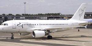 Fly your office privately on an Airbus 319 Corporate Jet