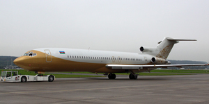 Charter a Boeing 727 251 VIP for private flights