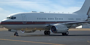 Charter a Boeing BBJ Business Jet for corporate flights