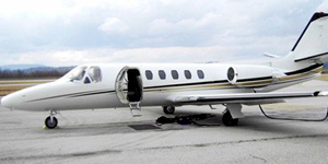 Fly private on a Cessna Citation II