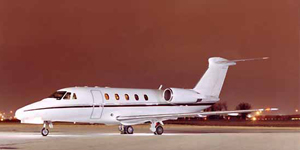 Book a private flight on a Cessna Citation VII