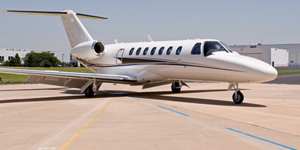 Book a private flight on a Cessna Citation cj3