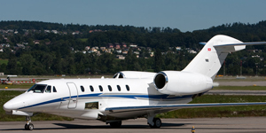 Book a private flight on a Cessna Citation x 10