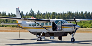 Book a Cessna Grand Caravan 208B for private flights