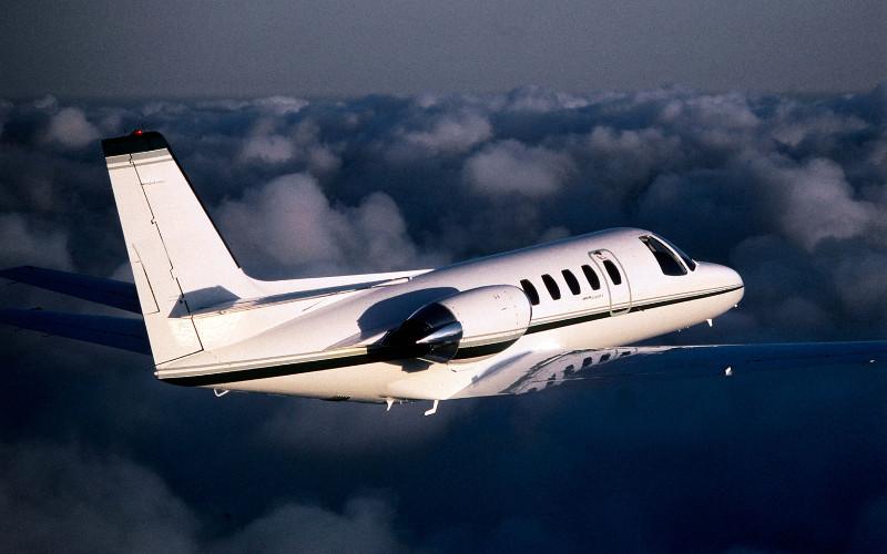 citation ii charter flights