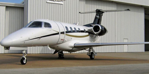 Charter a private Embraer Phenom 300