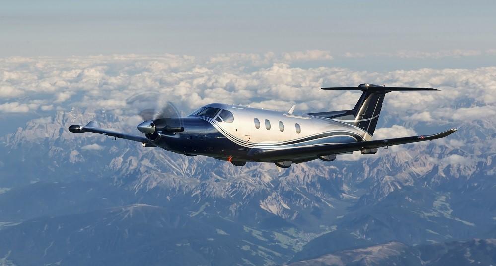 pilatus pc12 turboprop charters