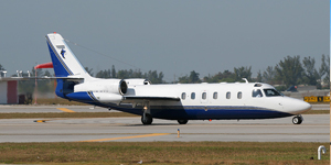 Charter a Westwind II for your next private flight