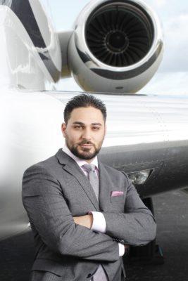 Private Jet Charter Owner Steiger