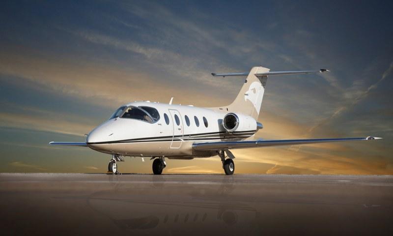 Hawker 400XP jet charter