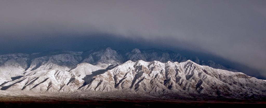 Albuquerque-Mountains