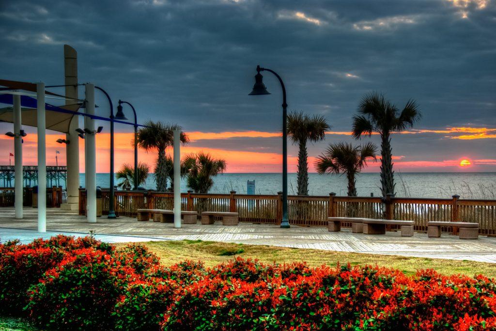 Myrtle-Beach-Sunset