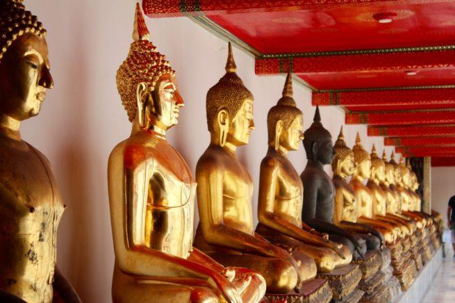BangkokJetCharterStatues
