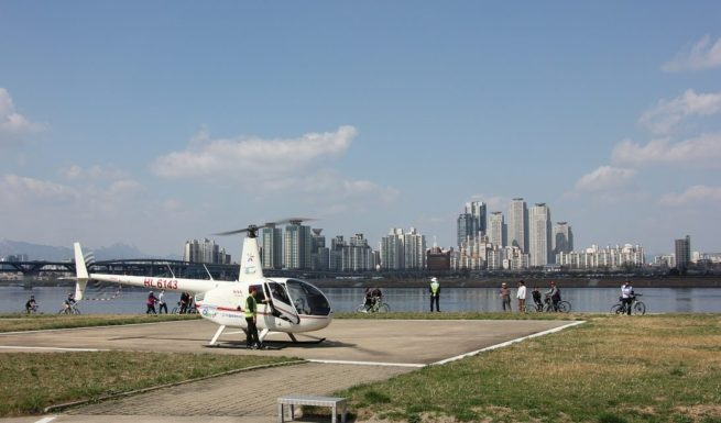 SeoulHelicopterCharter