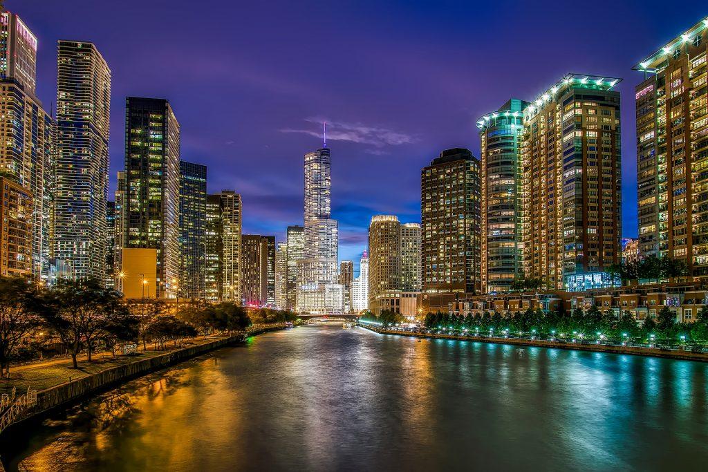 Business Jet Rentals in Chicago