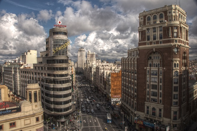 madrid-private-flights