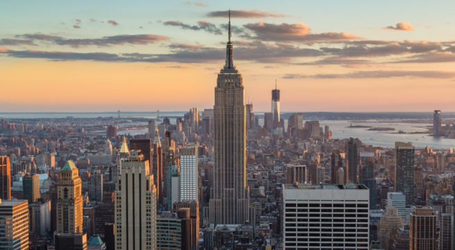 Private Jet to New York | Jet Charter Flights to NYC | Air