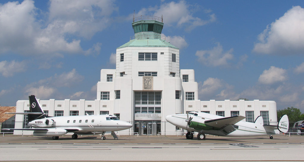 Houston Private Airports