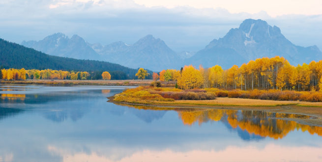 Private Flights to Jackson Hole, Wyoming
