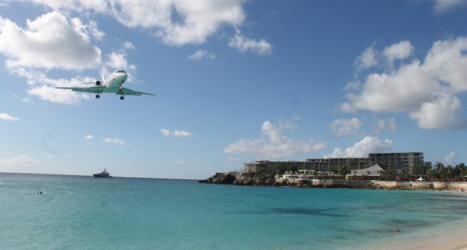 Private Jet Charter to the Caribbean