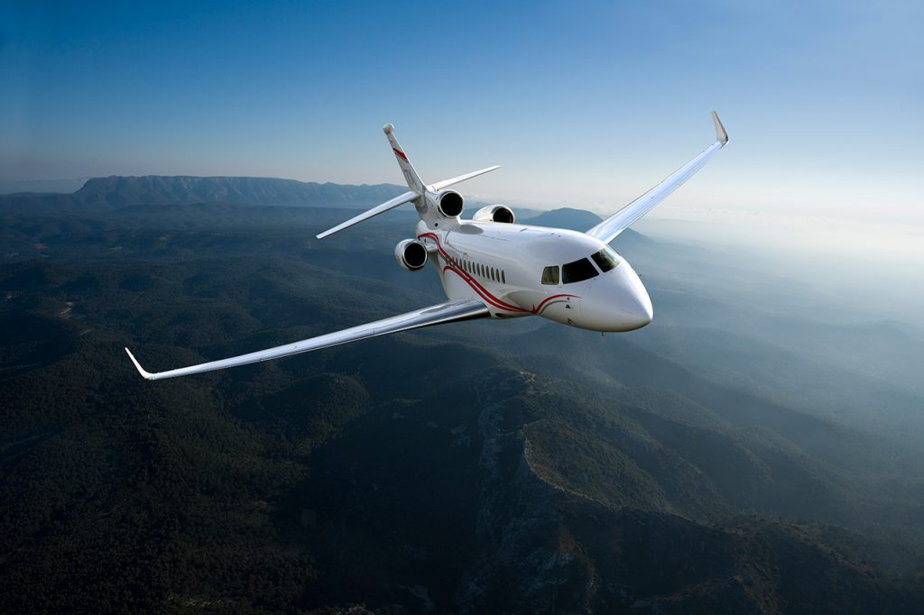 Falcon 7x Jet Charter Services