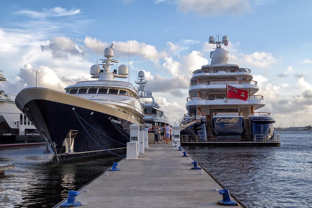 Ft. lauderdale yachts
