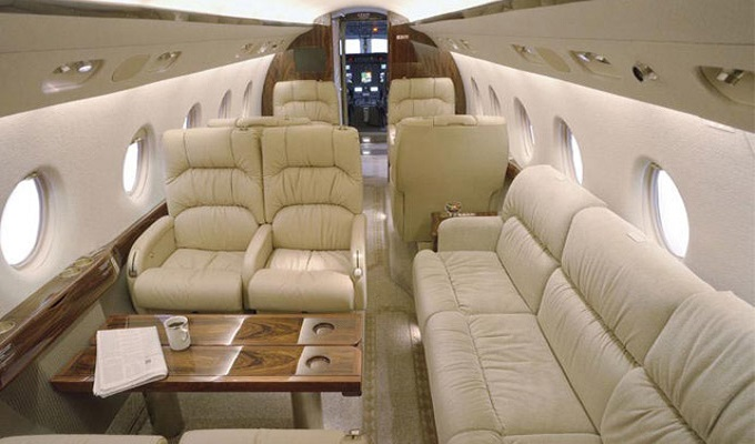 Long Range Jets Charter A Falcon Global Gulfstream