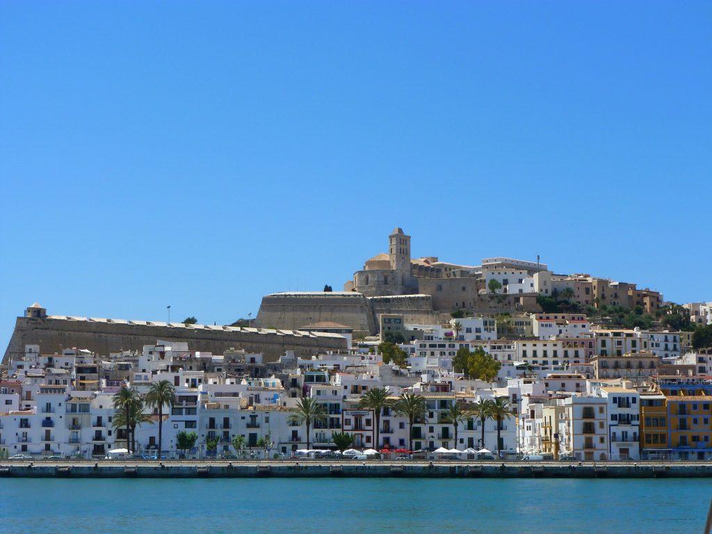 Ibiza-Jet-Charter-Old-Town-Ibiza