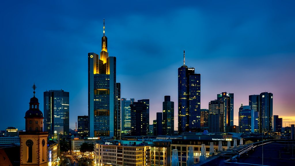 Frankfurt private jet charter services