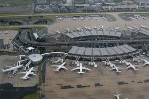 charles de gaulle airport