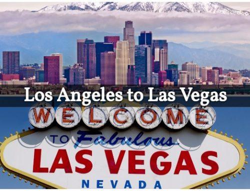 Los Angeles to Las Vegas