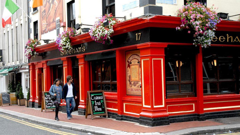 Dublin-Jet-Charter-Pubbin-in-Dublin