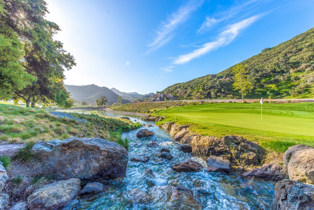 Los-Angeles-Jet-Charter-Top-Golf-Courses