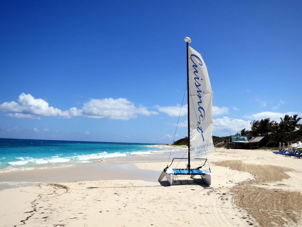 charter flights to anguilla