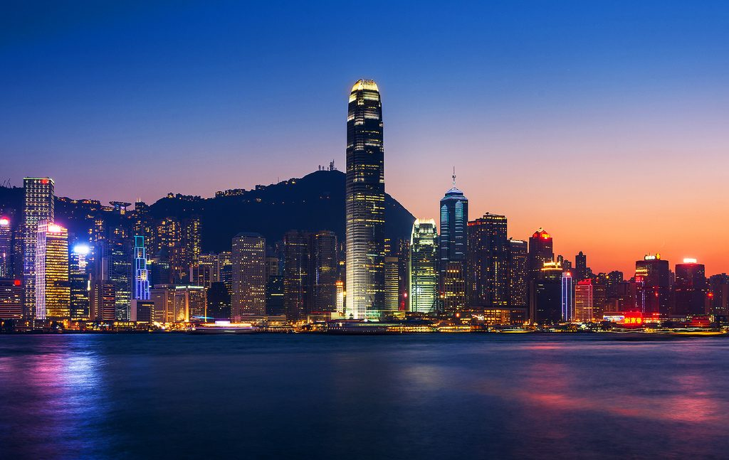 hong kong air charters
