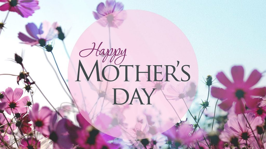 Mothers Day newsletter
