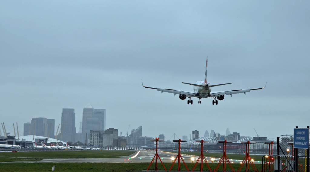 London City Airport (EGLC, LCY) | London Airports | Private