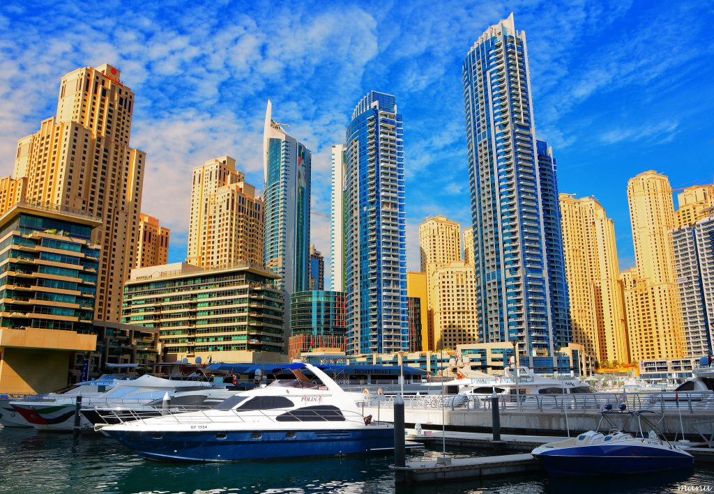 dubai charter flights