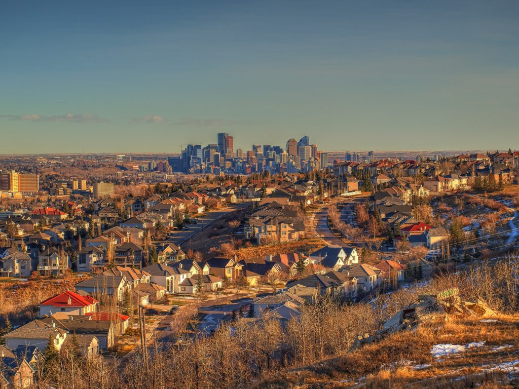 aircraft charters in calgary