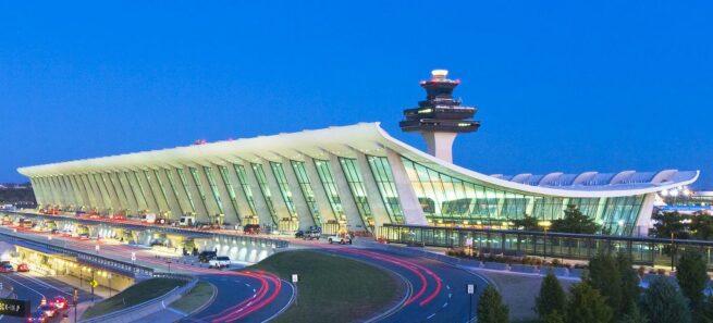 Dulles IAD Airport