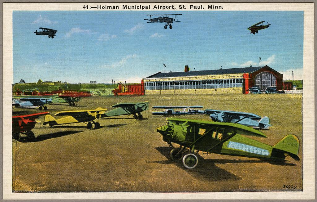 Saint Paul Airport